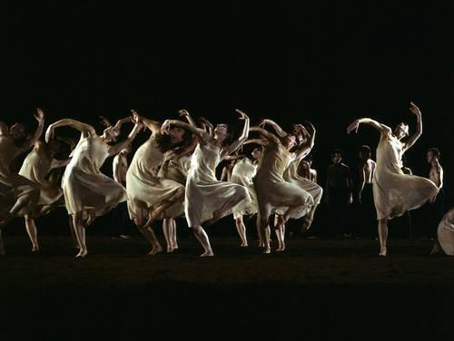 Resultado de imagen de consagracion de la primavera ballet