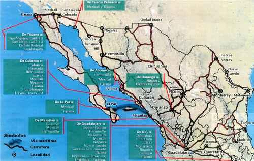 La Jornada Domina crtel de Sinaloa la ruta verde