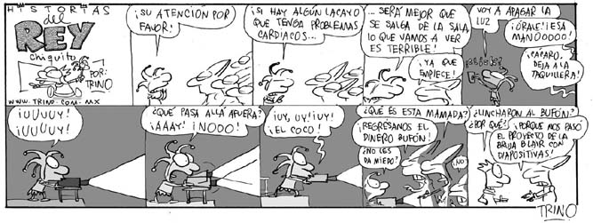 Historias del REY chiquito Trino