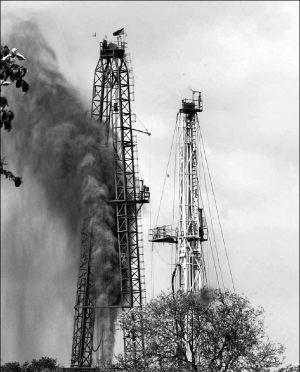 Crisis energética y geopolítica del petróleo