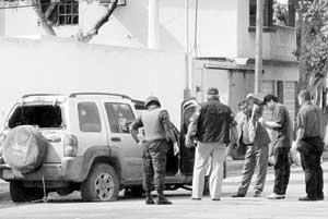 """razón bloqueos extradición  """"Lobo"""" Valencia Mas-ejecu"""