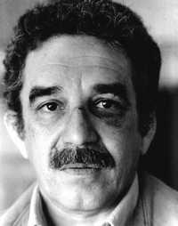 Gabriel García Márquez, el 14 de febrero de 1976, luego del incidente con Mario Vargas Llosa