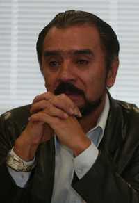 Francisco Hernández Juárez, jerarca del sindicato de telefonistas