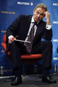 """Foto: El abordaje de Tony Blair """"parece desequilibrado y exagerado"""", ya que la """"transición de Rusia a una economía de mercado ha sido exitosa"""", criticó el mandamás de Barclay Capital, Hans Jôrg Rudloff"""