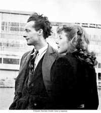 Foto: André Gorz y su esposa Dorine