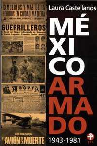 Portada del libro de Laura Castellanos, publicado por Ediciones Era