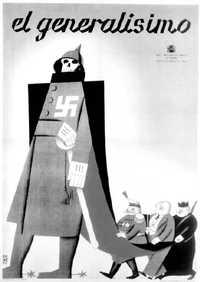 Foto: El Generalísimo; Pedrero, 1937