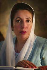 Benazir Bhutto, en imagen captada el 7 de agosto de 2002 en Londres