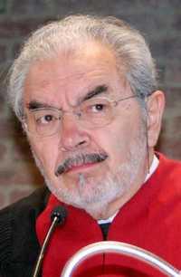 El presidente de la Corte Interamericana de Derechos Humanos, Sergio García Ramírez. Imagen de archivo