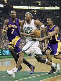 Los Lakers siguen vivos. Baloncesto