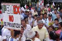 Andrés Manuel López Obrador durante su tercer día de recorrido por Nuevo León