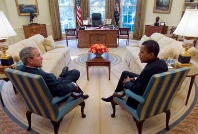 Encuentro en la Casa Blanca