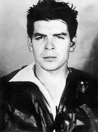 El Che en foto del prontuario mexicano del guerrillero, 1956