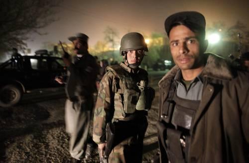 Atajos en Afganistán