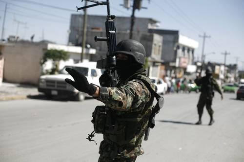La Jornada: Caos Y Miedo En Monterrey Tras Asesinatos En