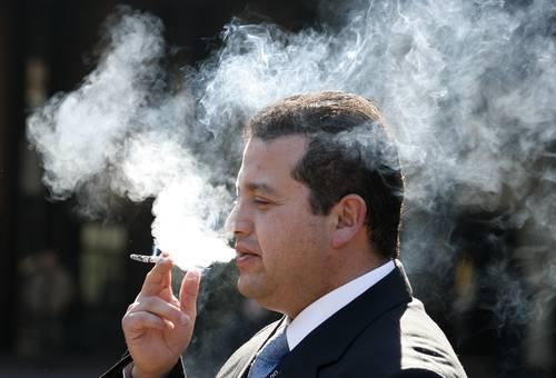 Deixar de fumar o haxixe