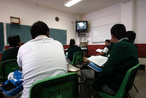 El salon de clases - 1 7