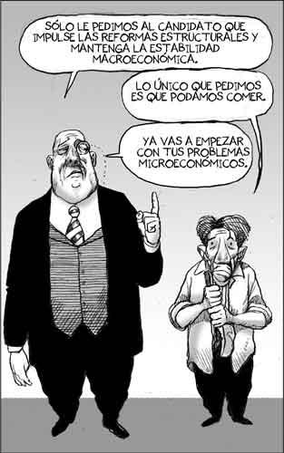 Dos Méxicos - Fisgón