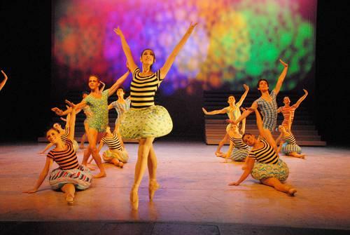 La jornada hoy ltima presentaci n del ballet cri cr for Ultimas noticias del espectaculo de hoy
