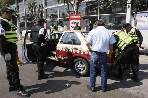 La jornada en dos meses 44 detenidos por el programa pasajero seguro - Seguros de coche por meses ...
