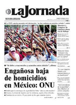 La jornada miguel contreras l der de la lucha por la Noticias del espectaculo mexicano
