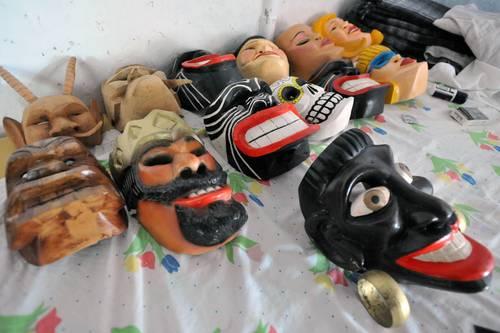 La jornada tempoal donde las m scaras espantan y burlan for Noticias del espectaculo mexicano del dia de hoy
