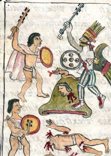 La Jornada: Arqueólogos del INAH ubican el sitio donde nació Huitzilopochtli