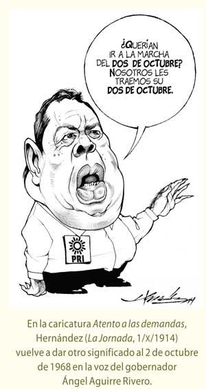 Ayotzinapa en la caricatura pol tica for Noticias mas recientes del medio del espectaculo