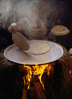 La jornada del campo for Utensilios de cocina mexicana
