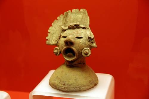 El enigmático Xipe Tótec recala en el Museo del Templo Mayor