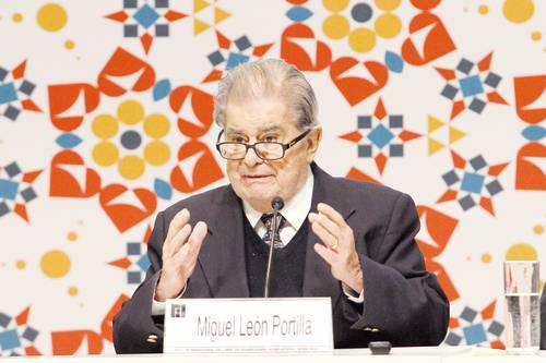 México, tierra de libros; ¿pero lo es de lectores?, dice León-Portilla