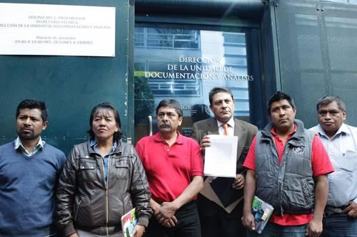 La PGR pretende reducir la tragedia en Nochixtlán a una serie de delitos comunes