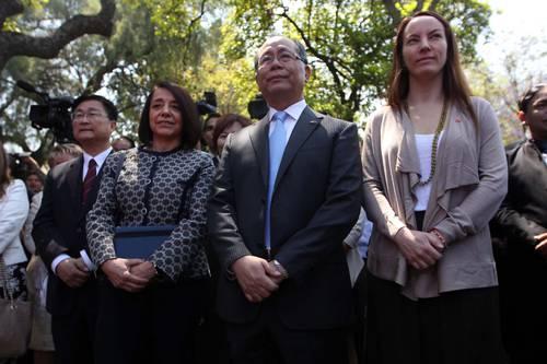 Se dedicará un año de actividades a la cultura china en México