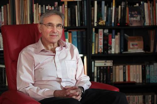 """Carlos Frenk, """"uno de los padres del paradigma cosmológico actual"""""""
