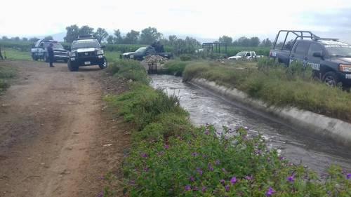 Presuntos policías y militares acaparan agua para terratenientes en Hidalgo