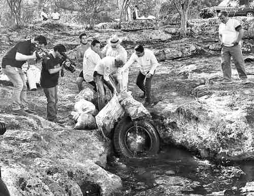Plaguicidas amenazan mantos freáticos de Yucatán, alertan