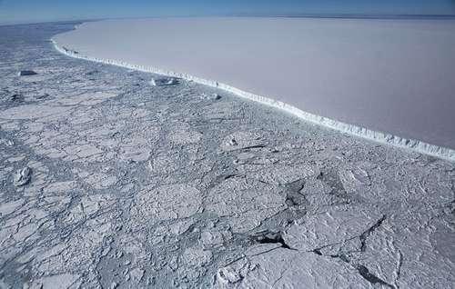 Declive irreversible en la Antártida occidental