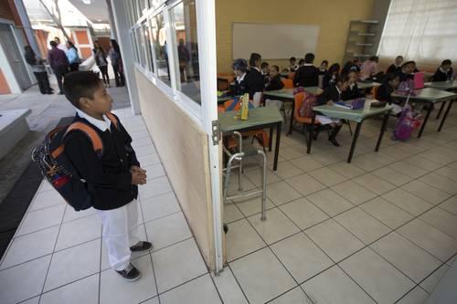 Cultura de sometimiento en las aulas, principal riesgo de la reforma educativa