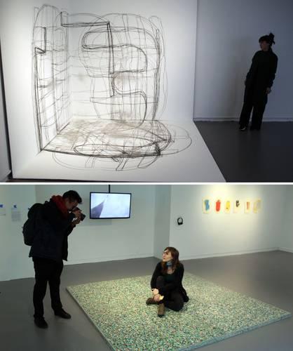 Nueve jóvenes creadores plantean miradas alternativas del arte