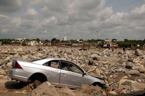 Impacto económico de 435 mil mdp por desastres naturales en México