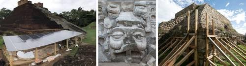 Avance de 95% en la restauración de zonas arqueológicas dañadas por los sismos