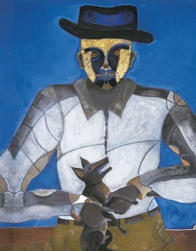 José Cueli: Sigue temblando   Toledo presenta cuatro tomos sobre su quehacer artístico
