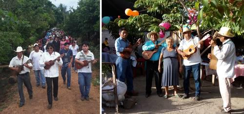 Los sones jarochos en náhuatl suenan como un trabalenguas, una poesía Los Vega celebrarán 20 años de trayectoria en el Teatro de la Ciudad Destaca en el festival de San Sebastián el reclamo por mayor presenc