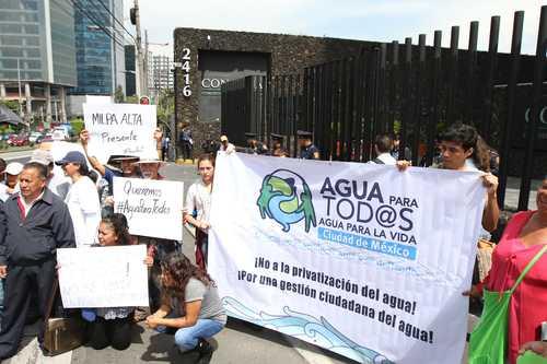 La Conagua aplaza 6 meses el trámite digital de concesiones