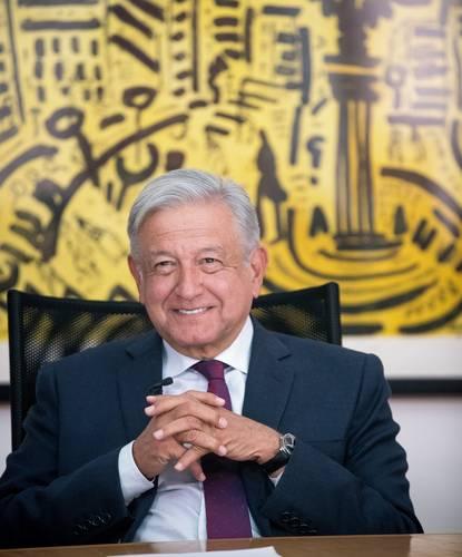 FotoEl plan energético diseñado en el periodo neoliberal no se va a llevar a cabo. Ya no existirán las zonas económicas diseñadas con ese propósito, afirma Andrés Manuel López Obrador.Foto José Núñez