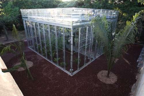 Invernadero del Jardín Etnobotánico de Oaxaca recibe prestigioso galardón en EU