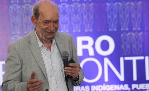 Rendirá la UNAM homenaje al investigador Carlos Zolla por sus aportaciones al indigenismo