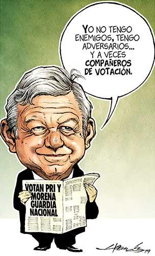Votos fifís - Hernández