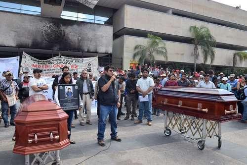 Demandan aclarar asesinato de dos activistas en Chiapas