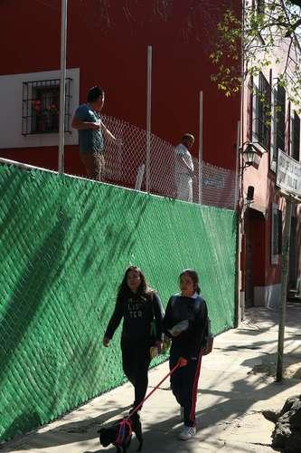 Resultado de imagen para callejon de calle valencia universidad panamericana
